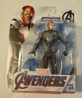 Hasbro Marvel Avengers Endgame Iron Man 6 Inch Action Figure Age 4+ NIP