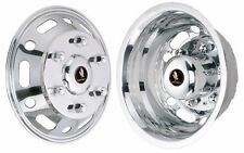 "SPRINTER 16"" WHEEL COVERS WHEEL SIMULATOR HUB CAPS STAINLESS STEEL LINERS"