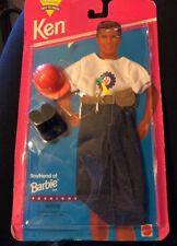 Vintage KEN Construction Worker Outfit 1995 Boyfriend Of Barbie MATTEL NEW Mint