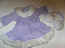 """Skating Outfit Doll Clothes -Lavender   fits 18"""" American Girl Doll"""