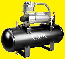 Viair Air Ride Suspension Tank High Flow 150 Onboard Air Source 280 Compressor