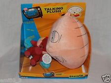 NEW IN BOX  FAMILY GUY STEWIE TALKING PLUSH   PLUSH FIGURE 10""