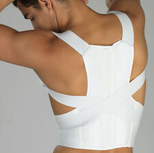POSTURE CORRECTOR BRACE / LOWER BACK SUPPORT - Size Large