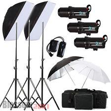 Digitalblitz 900w Studioblitz Studioleuchte Set Synchronblitzlampe Fotostudio