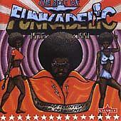 Funkadelic - Best of (1976-1981, 2005 CD)  NEW AND SEALED