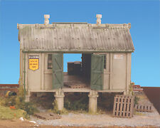 Ratio OO Railway Buildings and Depots Plastic Kit No:513 Provender(Goods)Store