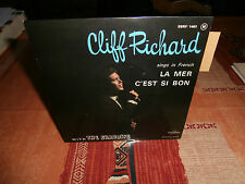 "cliff richard and the shadows""la mer""""ep7""or.fr.columbia:esrf1401biem.languette"