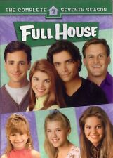 FULL HOUSE COMPLETE SEVENTH SEASON 7  DVD BOXSET NEW/SEALED R4