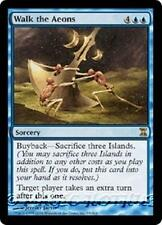 WALK THE AEONS Time Spiral MTG Blue Sorcery RARE