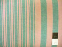 Kaffe Fassett Woven 2 Tone Stripe Green Fabric By Yard