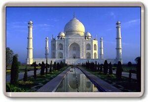 FRIDGE MAGNET - TAJ MAHAL - Large - India