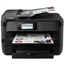 Multifuncion Epson Inyeccion color Wf-7720dtwf fax