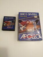 Space Cavern (Atari 2600, 1982) - Apollo - Box w/ Game - Free Shipping -