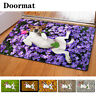 Novelty Door Mat Entrance Living Room Floor Mats inside Kitchen Carpet Doormat