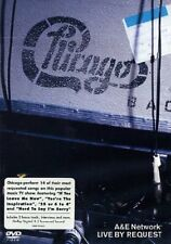 CHICAGO-Live by Request                 PAL                   14 Track DVD