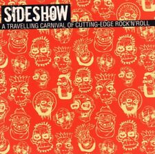 Various Rock n Roll(Promo CD Album)Sideshow-A Travelling Carnival-New