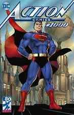 ACTION COMICS 1000 SDCC 2018 FOIL VARIANT SUPERMAN NM PRE-SALE 7/25