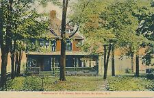MT. MORRIS NY – H. E. Brown Residence – Main Street
