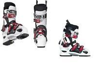 Scarpa Tornado White scarponi da sci allmountain freeride misura MP30 ski boots