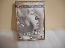 Alfred Hitchcock, Master of Suspense - Legends Series  -  DVD - NEW