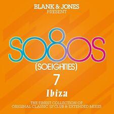 Blank & Jones present So80s So Eighties 7 Ibiza Deluxe Box 3CDs 2012