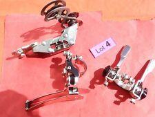lot  HURET old french road bike,dérailleur,for Peugeot,Mercier, MBK,Gitane,other
