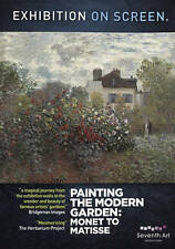 Exhibition on Screen: Painting the Modern Garden- Monet to Matisse, New DVDs