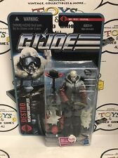 GI JOE PURSUIT OF COBRA POC DESTRO WEAPONS SUPPLIER ARCTIC THREAT MOMC