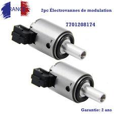 2X Électrovannes de modulation boite automatique pour Citroën Peugeot 7701208174