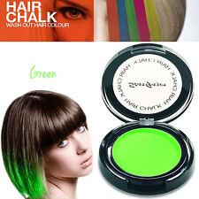 Stargazer UV Glow Neon Temporary Hair Chalk Instant Washout Rave Festival Green