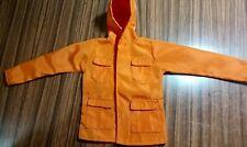 Handmade doll clothes customer order orange windbreaker
