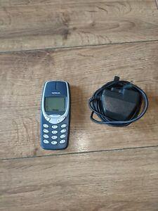 Nokia 3310 - Blue (02) Mobile Phone. Mint.