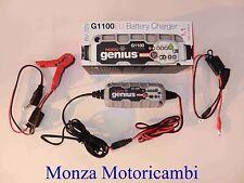 CARICABATTERIA GENIUS G1100 V2.0 ADATTO A BATTERIE PIOMBO-LITIO DA 6-12 VOLT