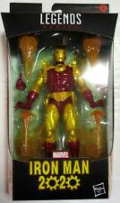 """MARVEL LEGENDS Iron Man 2020 - Action Figur - 6"""" / 15 cm"""