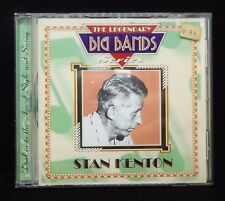 Stan Kenton CD-The Legendary Big Bands Series CD Album,Southern Scandal,Lover