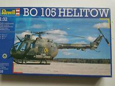 Revell 1/32 swedish bo-105 helitow