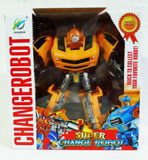 Super Change Robot Fourth Generation Transforming Toy Sports Car