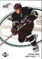 2005-06 Upper Deck Ice Hockey Cards Pick From List