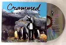 V.V.A.A. / CRAMMED WALKS WITH THE ANIMALS - CD (2001 compilation Crammed Rec.)