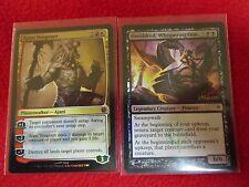 Sheoldred, Whispering One & Ajani Vengeant foils + 20 random rares MTG magic lot