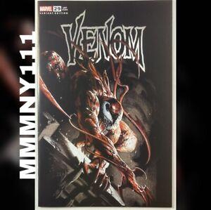 VENOM #29 SCORPION COMICS GABRIELE DELL'OTTO VARIANT COVER W/COA LTD