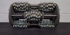 SASE SC10E VonArx VA25 Scarifier 8pt Tungsten Carbide Drum Of Cutters Complete
