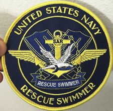 Rescue Swimmer 5 inch Patch