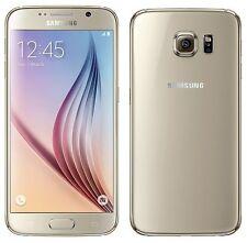 "SAMSUNG Galaxy S 6 G920 [GOLD] 32GB 5.1"" Super AMOLED 5.0 Lollipop Unlocked"