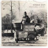 STEELY DAN – Pretzel Logic > 1974 1st US pressing LP EX < Donald Fagen