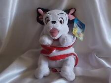 Doudou chien Dalmatian et sa couverture, Disney, Nicotoy