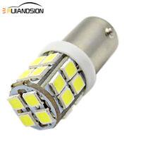 10pcs 180° Pin BA9S T4W 2835 20 LED 12V Indicator Dash Map Light Side Bulb White