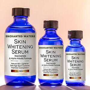 Skin Whitening Lightening Ultra Face Brightening Serum Dark Spot Bleaching Cream