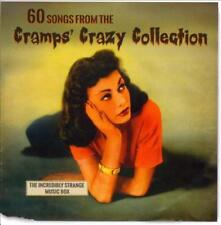 VARIOUS ARTISTS - THE INCREDIBLY STRANGE MUSIC BOX: 60 SONGS FROM THE CRAMPS' CR