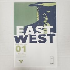 East Of West #1 (2013) 1st First Printing NM Image Comics